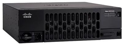 2 Cisco ISR 4221